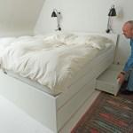 Opbevaring 4 Tips Til Mere Plads I Sovevaerelset Gor Det Selv