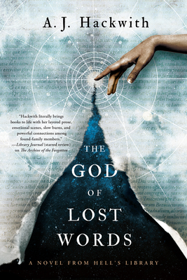The God of Lost Words by A. J. Hackwith