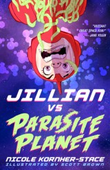 Cover for Jillian Vs Parasite Planet