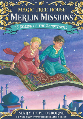 Season Of The Sandstorms Magic Tree House 34 Prebound Tattered Cover Book Store