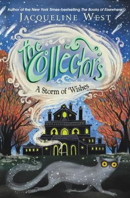 A STORM OF WISHES: THE COLLECTORS, VOL. 2 by Jacqueline West