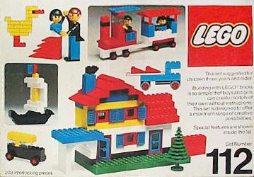 112 1 Building Set 3 Brickset LEGO Set Guide And
