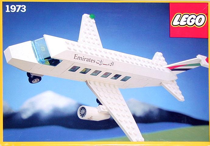 1973 1 Emirates Airliner Brickset LEGO Set Guide And Database