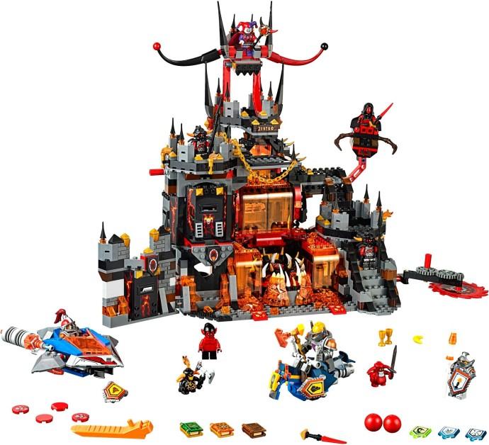 Image result for jestros volcano lair