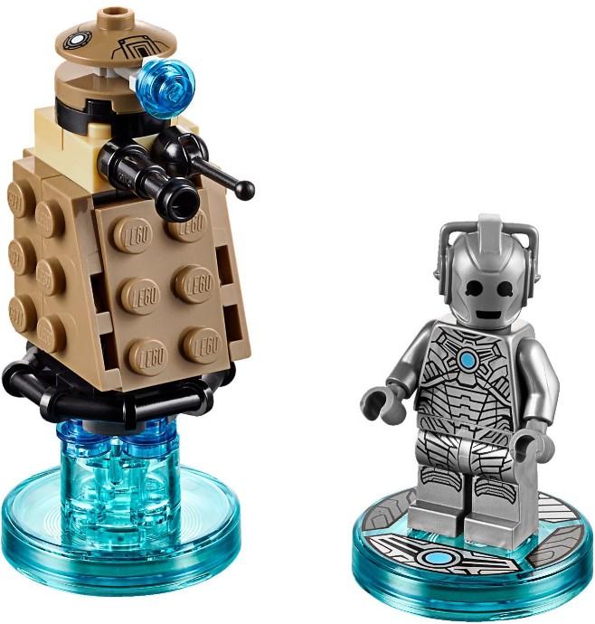 71238 1 Cyberman Brickset LEGO Set Guide And Database