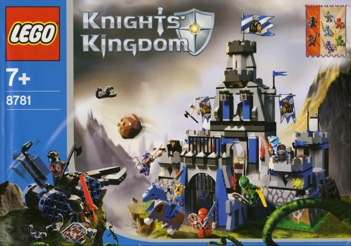 8781 1 The Castle Of Morcia Brickset LEGO Set Guide