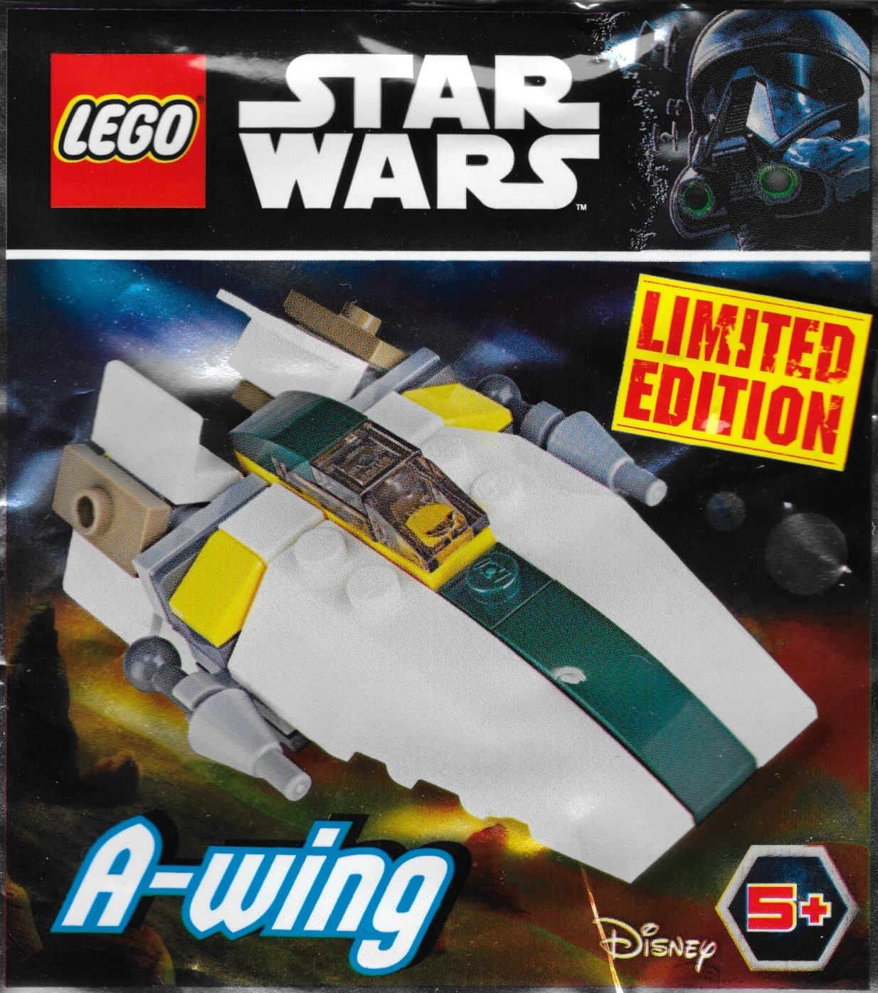 Star Wars Magazine Gift Brickset Lego Set Guide And