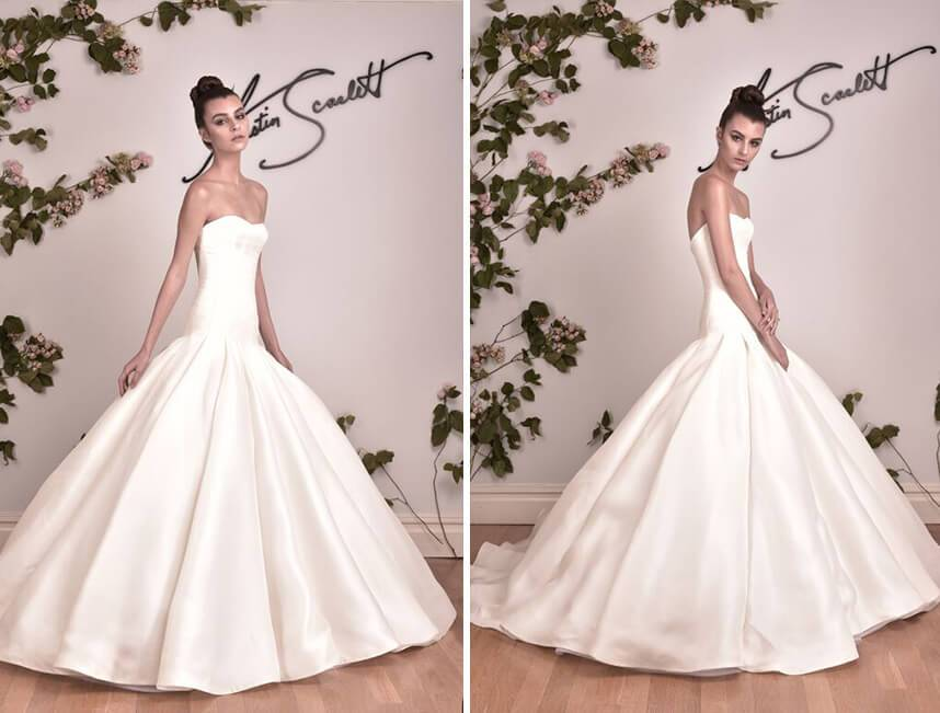 Austin Scarlett Fall 2016 Bridal Collection