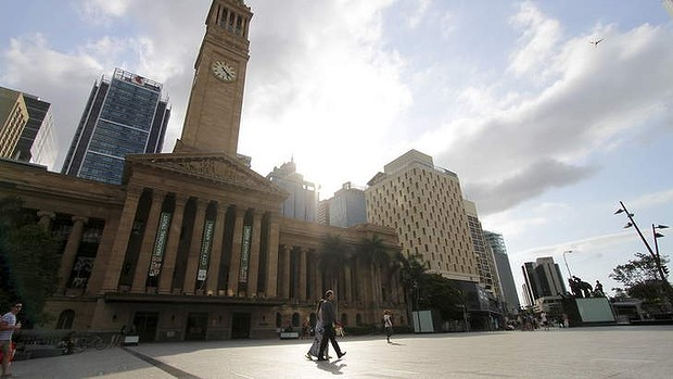 Brisbane is set to swelter through its hottest day of the year.