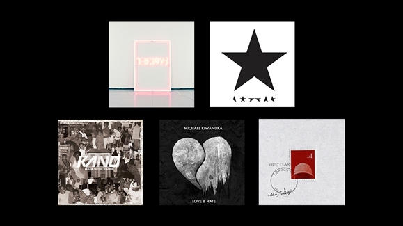 Mastercard British Album of the Year