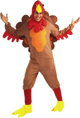 turkey suit