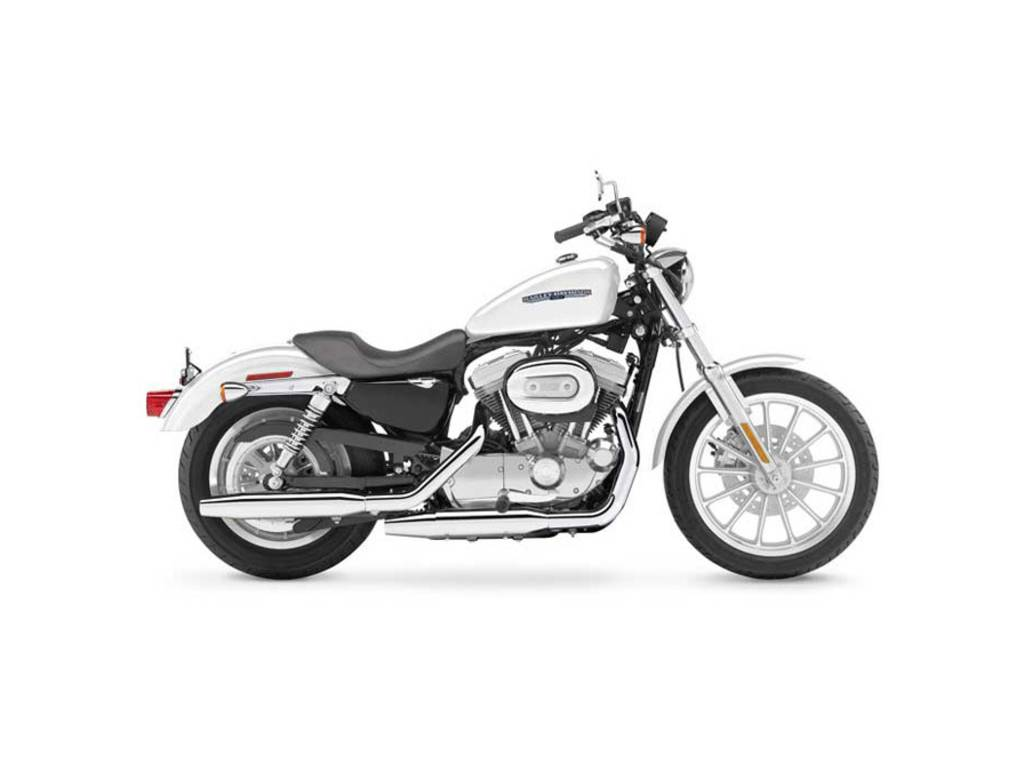 Harley Davidson Sportster 883 In Illinois For Sale Used