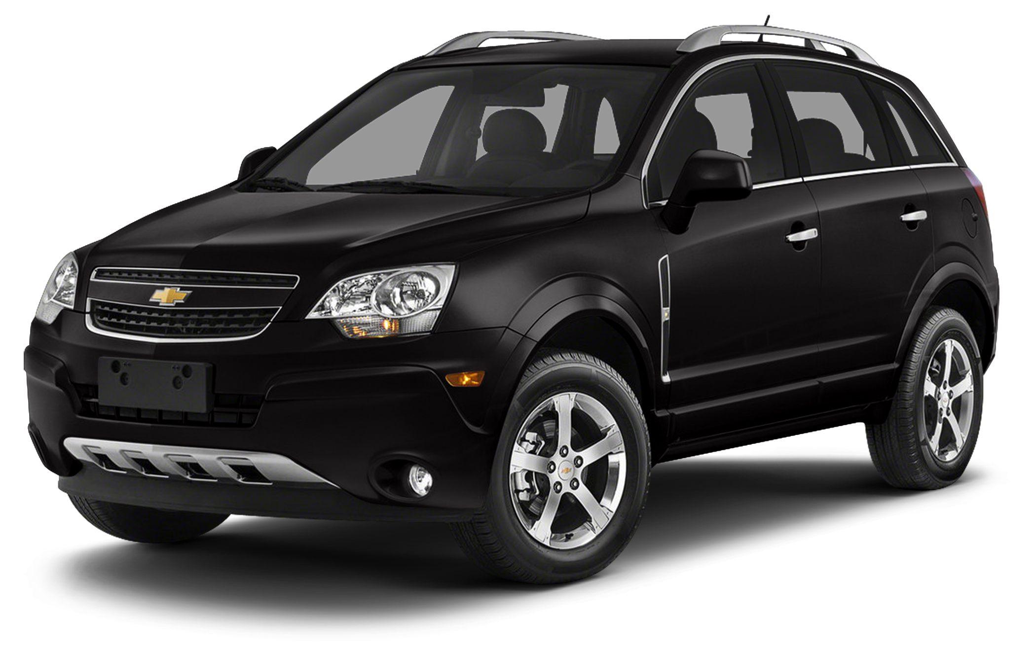 2014 Chevrolet Captiva Suv In Oklahoma For Sale ▷ Used Cars