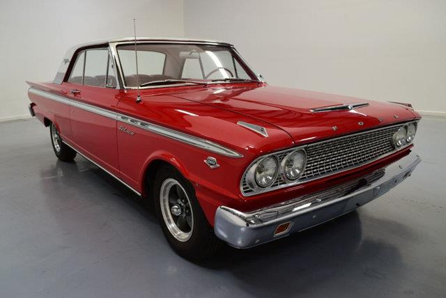 1963 Ford Fairlane 500 Sport Coupe 260 V8