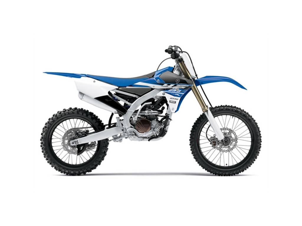 Yamaha Yz 250f For Sale Used Motorcycles On Buysellsearch