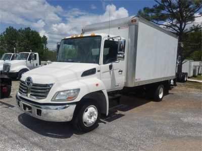 Hino 258lp Van Trucks / Box Trucks For Sale Used Trucks On ...