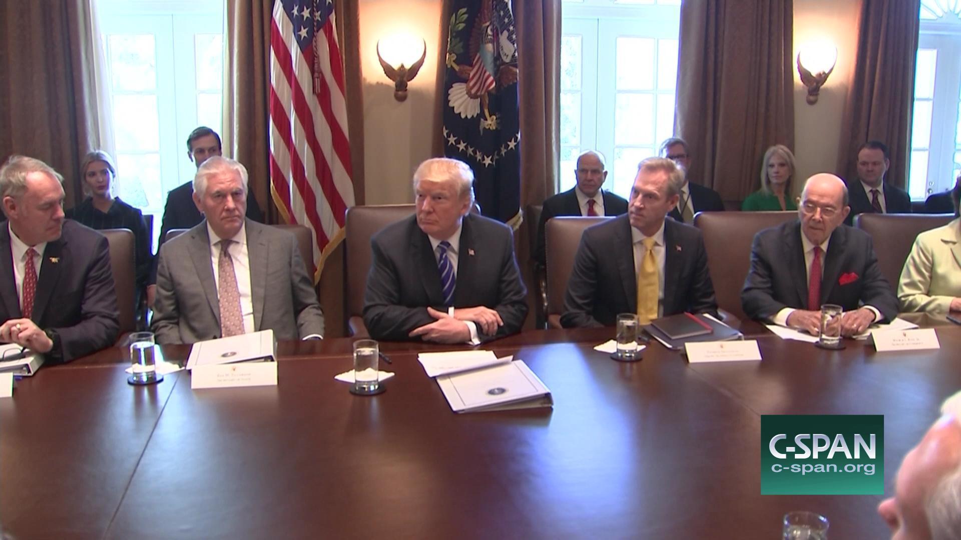 Presidental Cabinet