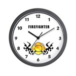 Firefighter clocks for your home, fire department or office! Personalized firefighter gift clocks in many different firefighting styles.  Click to start browsing our firefighting themes.......