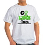 Go Lime for Lymphoma Light T-Shirt