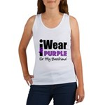Purple Ribbon BF Women's Tank Top