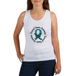 Cervical Cancer Women's Tank Top