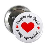 "Caregiver Are Special 2.25"" Button (10 pack)"