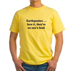 earthquake t-shirt, geology t-shirt, geologist gifts