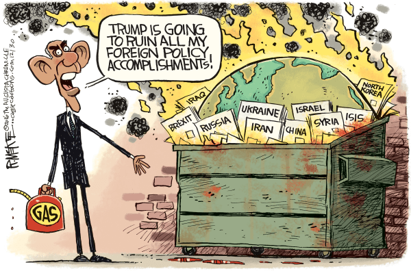 Image result for anti-trump cartoons