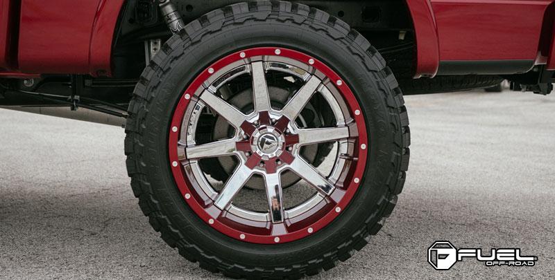 D260 Wheel Maverick Fuel