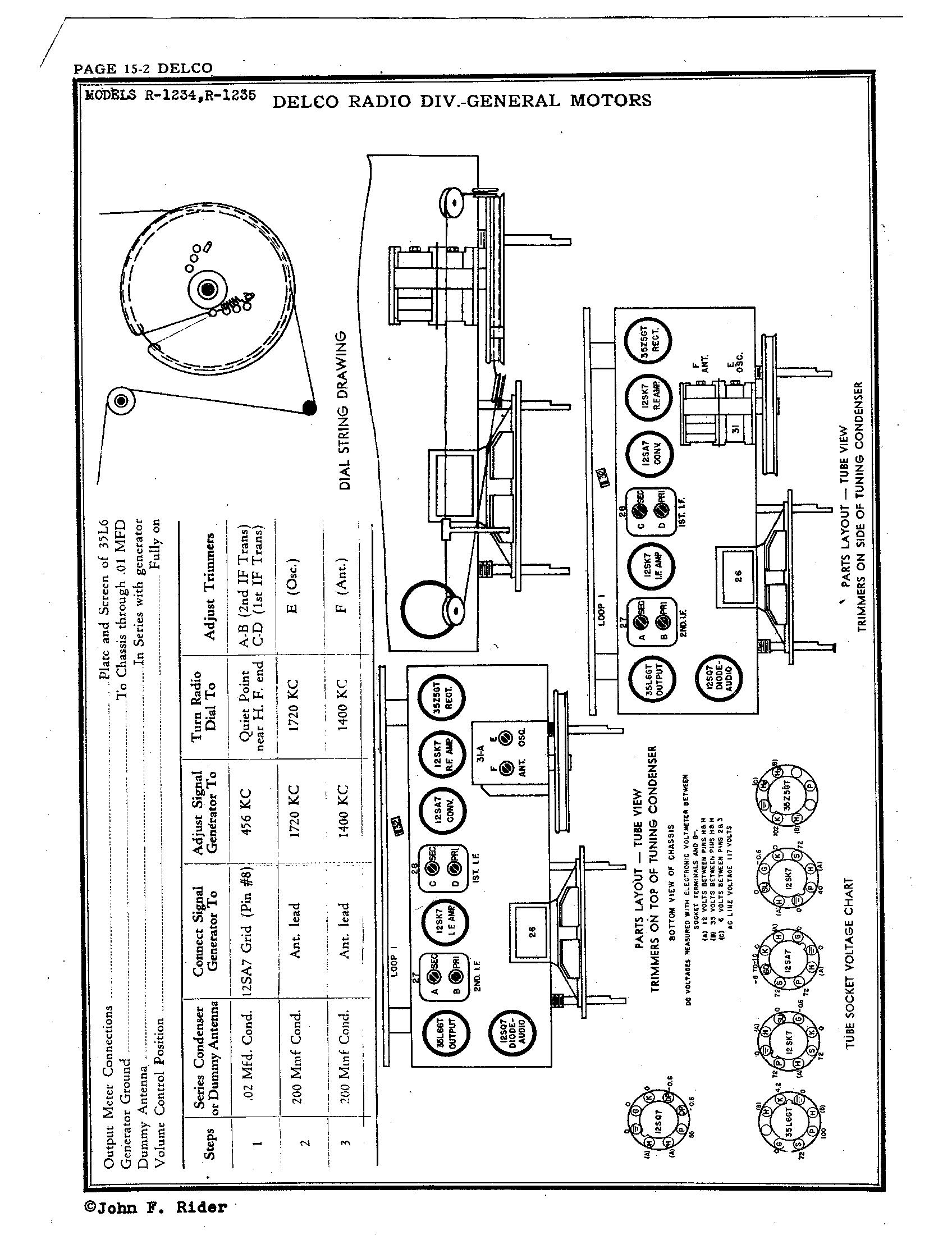 Delco Radio Corp R