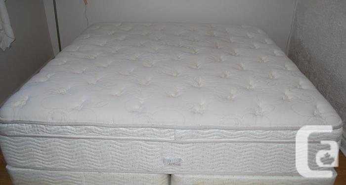 king mattress set simmons ensembles matelas et sommier