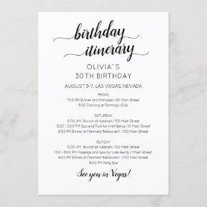 birthday brunch invitations candied