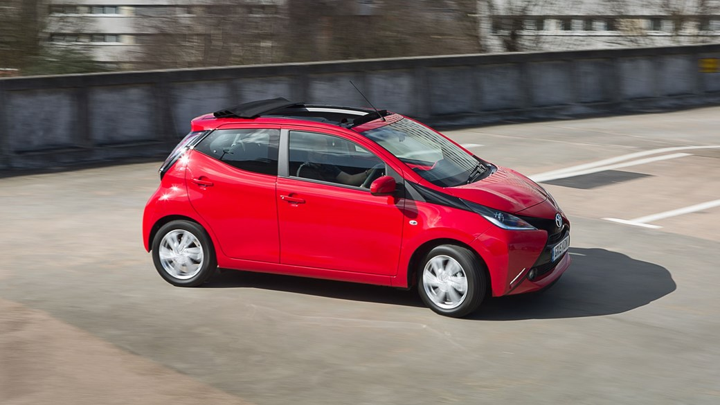 As before, new-gen Aygo is twinned (tripluted?) with Citroen and Peugeot models