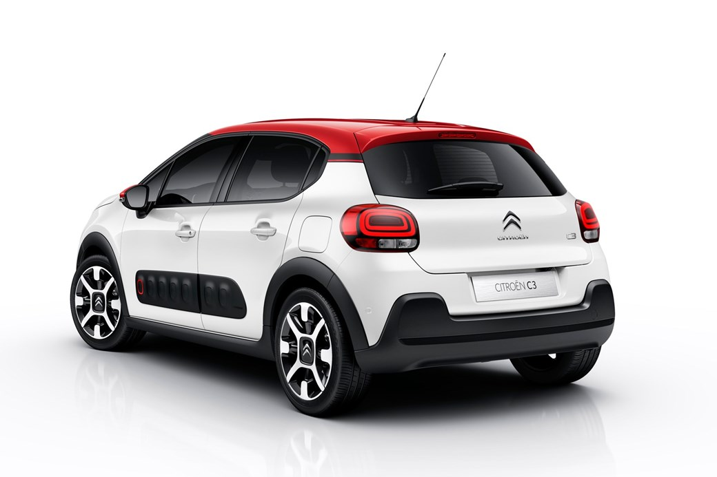 Citroen C3: Paris motor show 2016 world debut