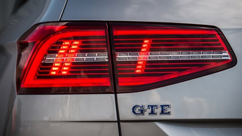 GTE: joins GTI and GTD in Volkswagen hierarchy