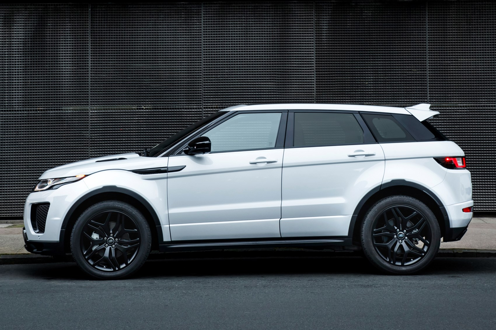 Hot Evoque anyone Land Rover introduces performance petrol to