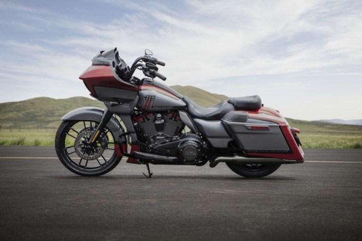 Harley-Davidson 2019: les CVO