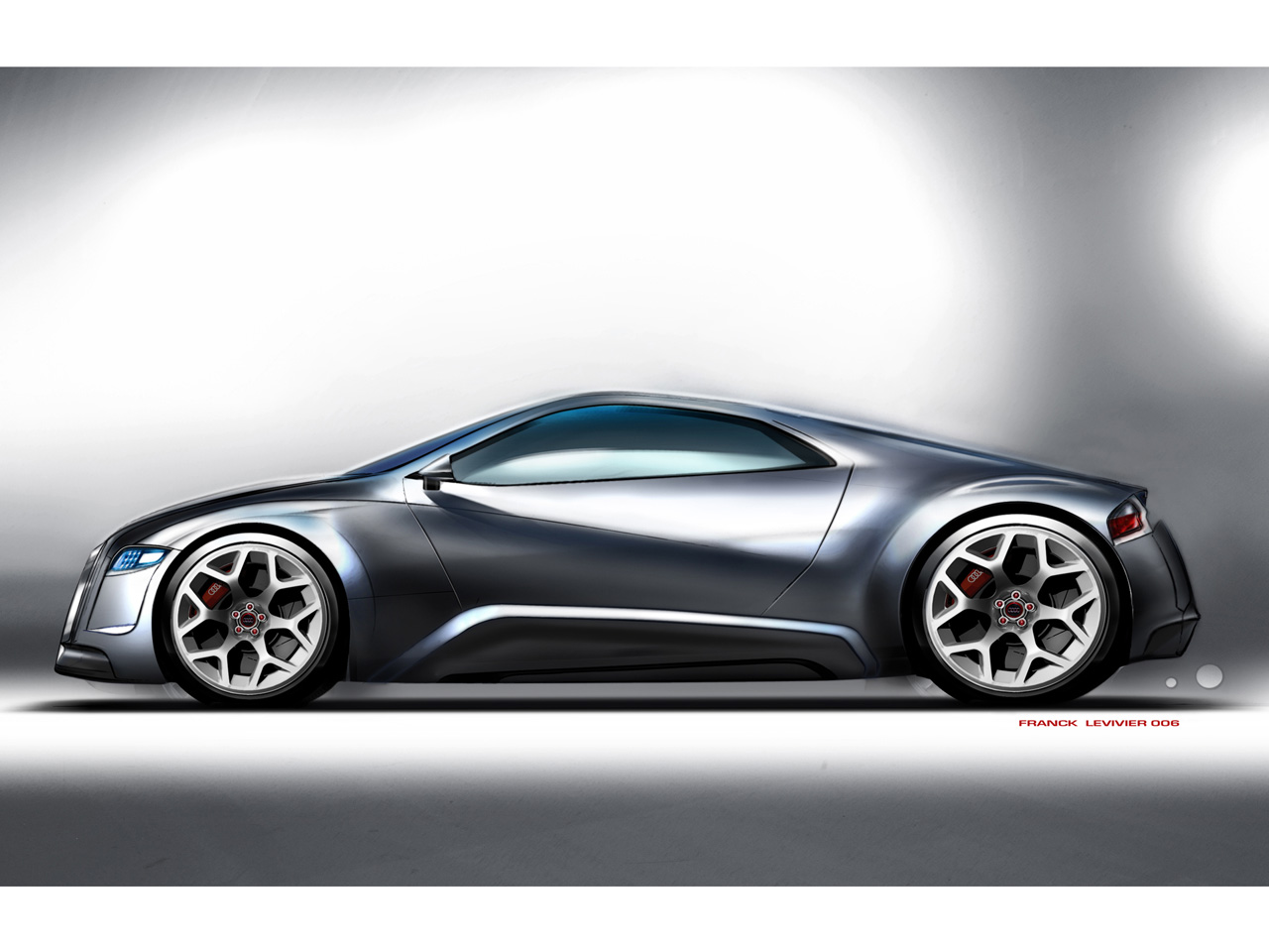 Audi R Zero Concept Concentr 233 D Audi