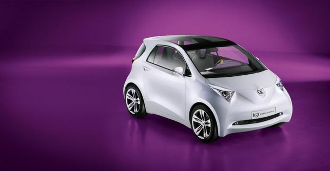 Salon De Francfort Toyota Et Son Concept Car De Mini