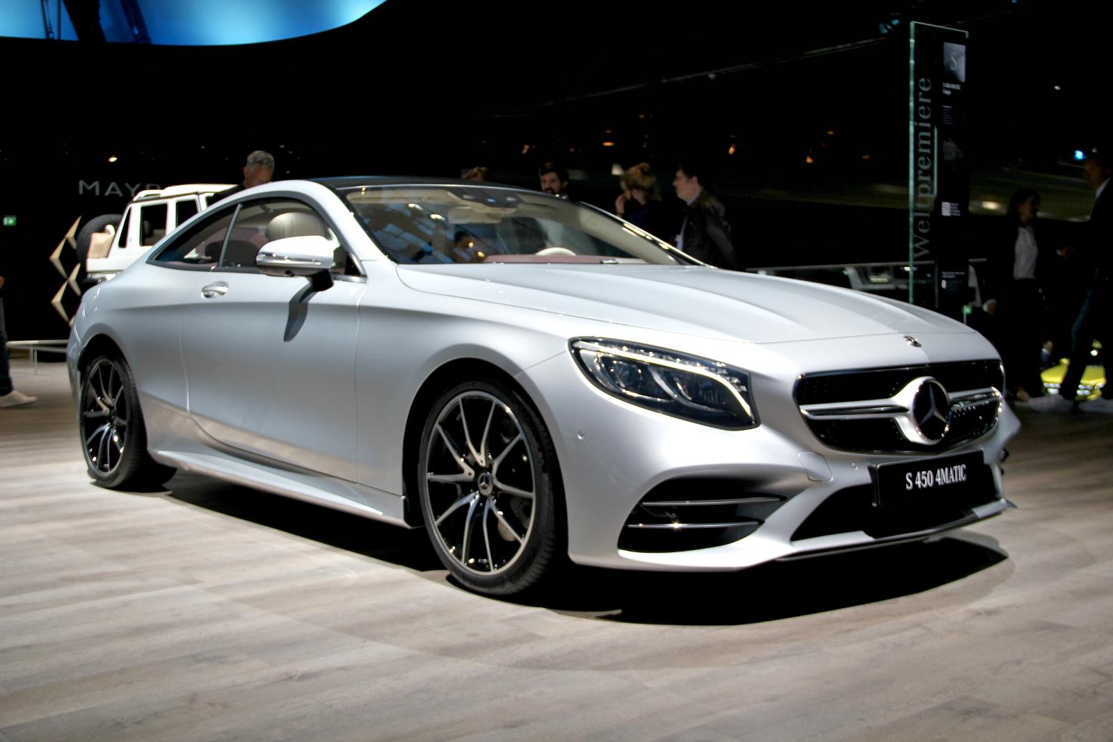 Mercedes Classe S Coup Et Cabriolet Dj Restyles