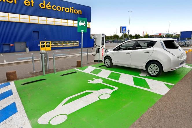 Pour Découvrir Les Nissan électriques Allez Chez Ikea