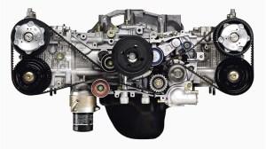 Subaru fête 50 ans de moteurs boxer