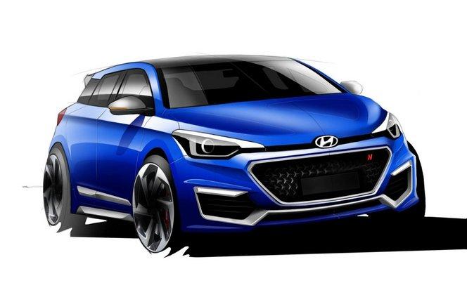 Hyundai Dvoilera Demain Les I20 N Performance Et WRC