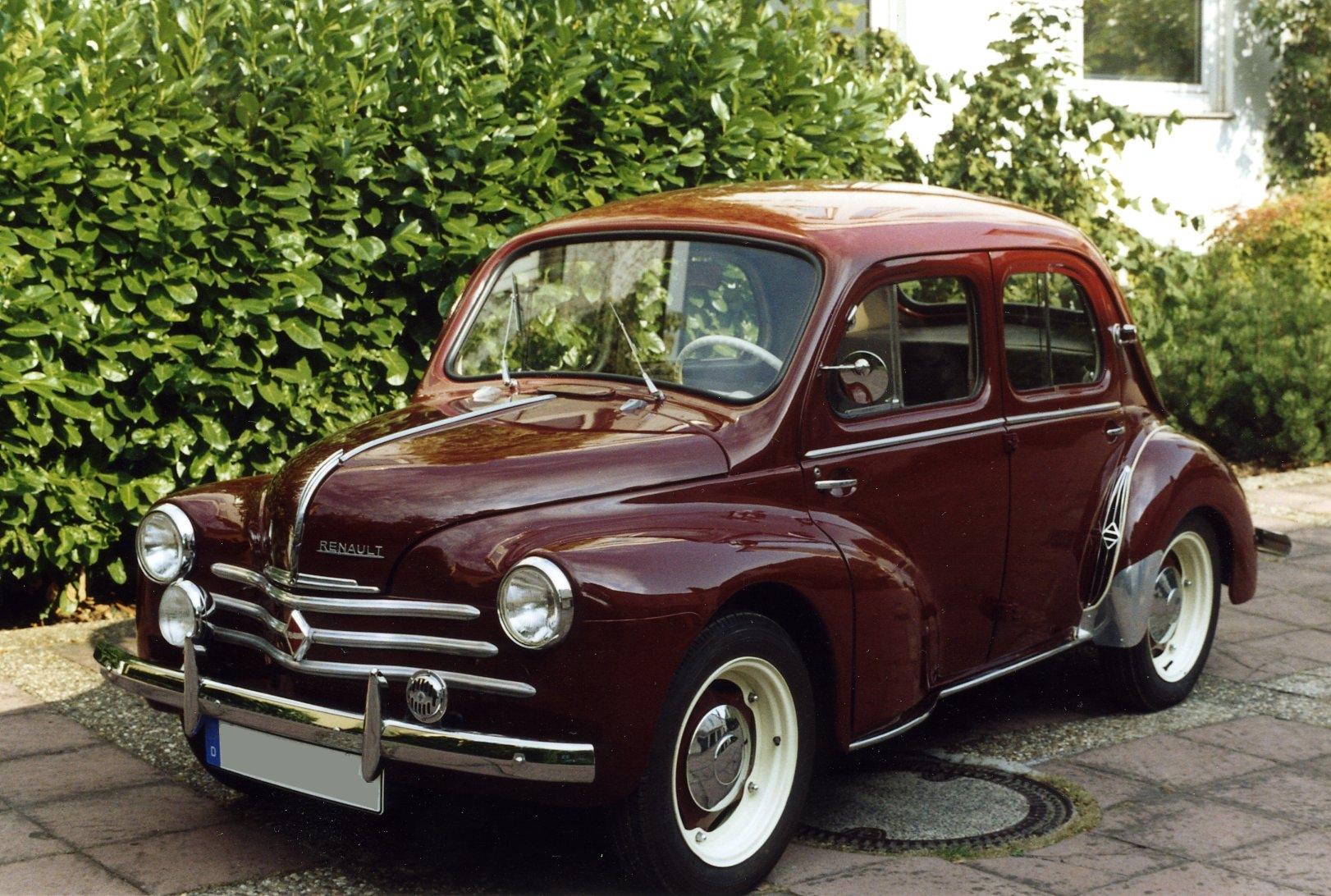 Renault 4cv Essais Fiabilite Avis Photos Prix