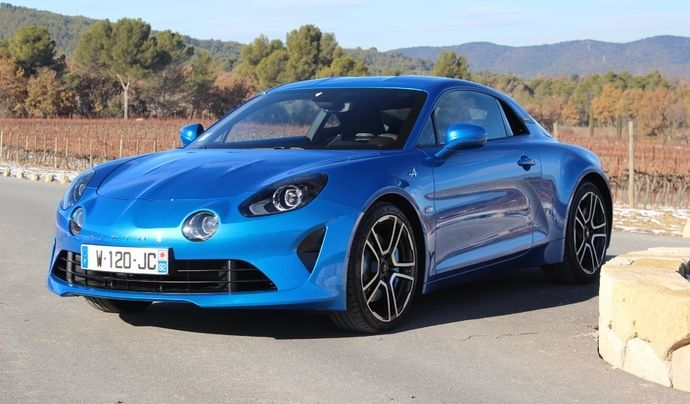 Renault Alpine A110s 2019 Supercars Gallery