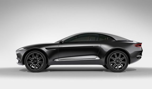 Aston Martin: the SUV will have no diesel or rechargeable hybrid