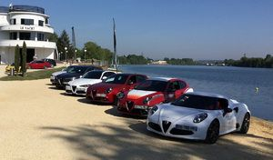 Alfa Romeo relaunches Emotion Tour, to test sports cars