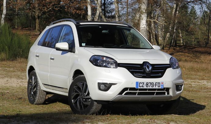 Fiabilite Du Renault Koleos La Maxi Fiche Occasion De Caradisiac