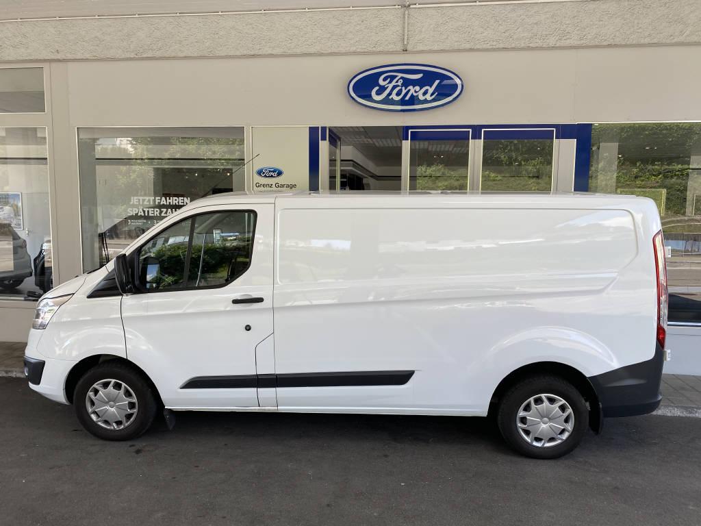 Gebraucht Van Ford Transit Custom Transit C Van 310 L2 2 0 Tdci 105 Trend 54078 Km Fur 18900 Chf Kaufen Auf Carforyou Ch