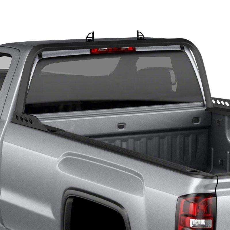 dee zee dz95054rtb rear cab rack